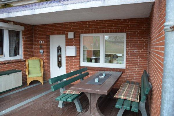 Urlaub in Wangerooge-Ferienwohnung Ostbake