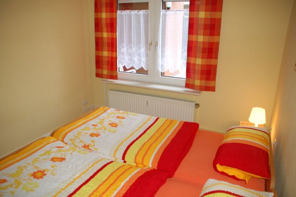 Urlaub in Wangerooge-Ferienwohnung Stranduhr