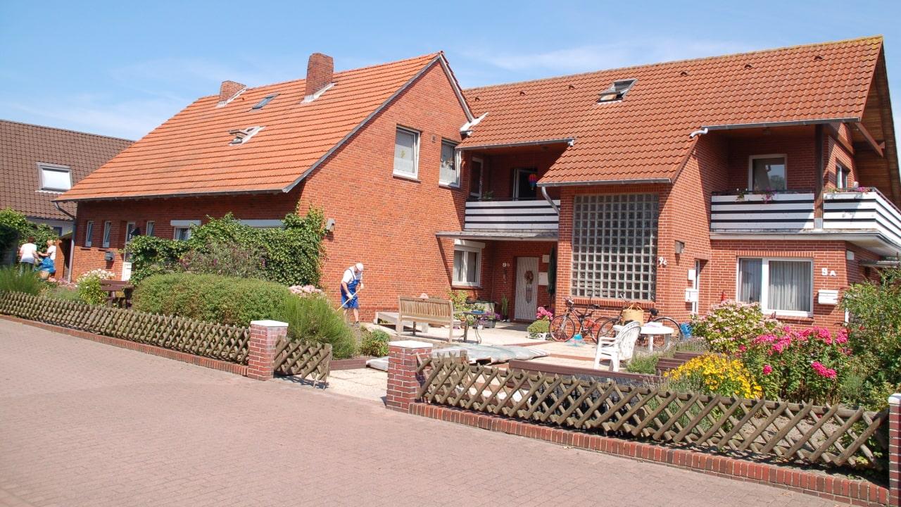 Urlaub in Wangerooge